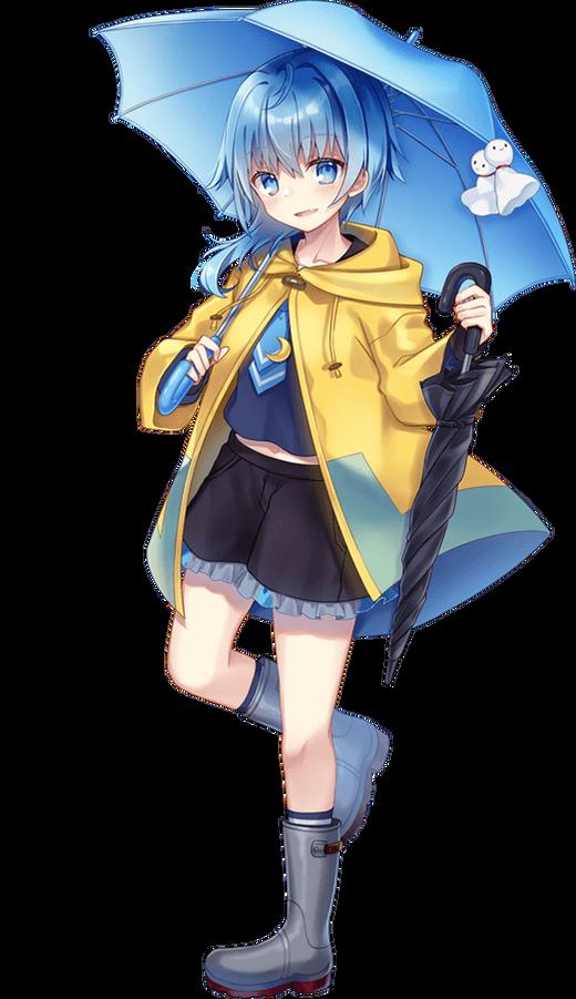 【梅雨】水無月