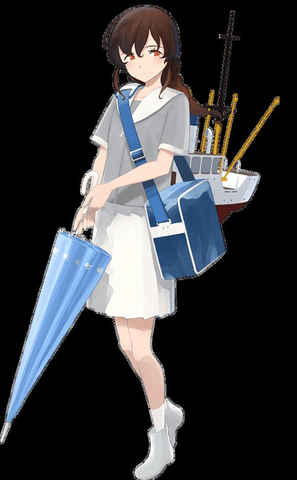【梅雨】宗谷(灯台補給艦)