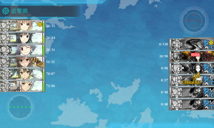 5-4:最精鋭「第八駆逐隊」、全力出撃!