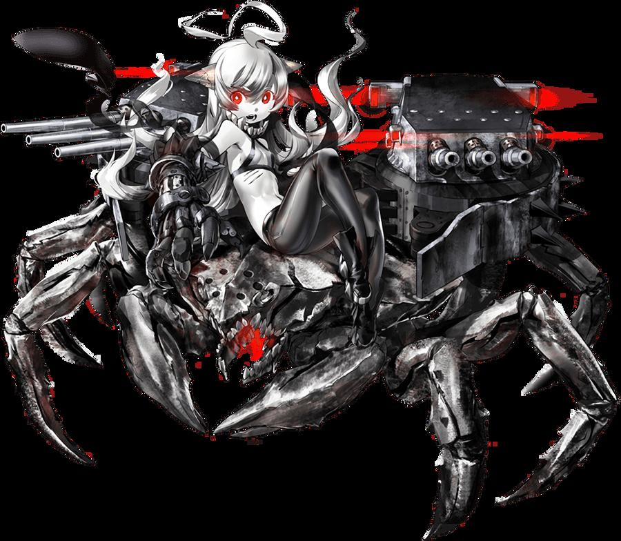 戦艦新棲姫-壊