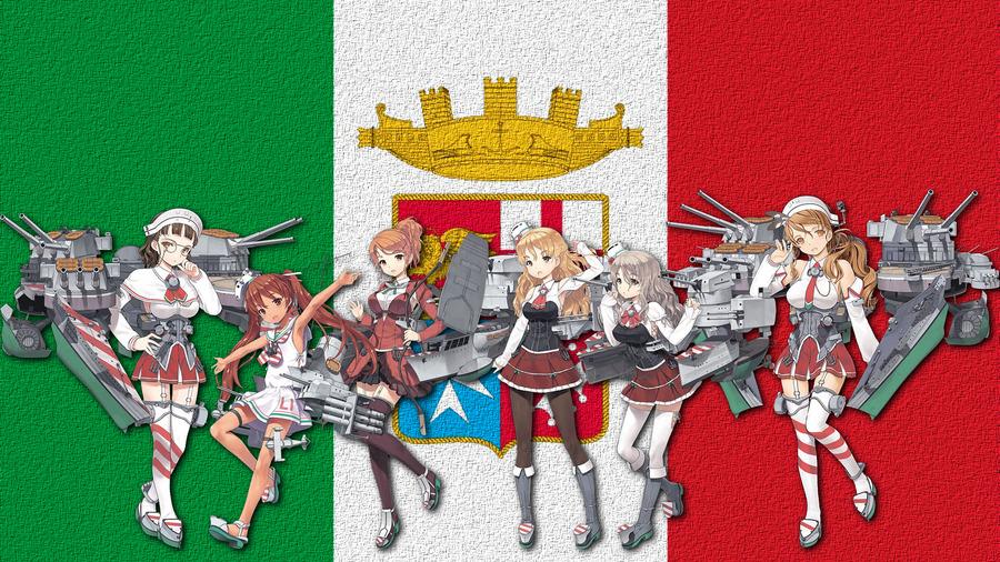 イタリア艦