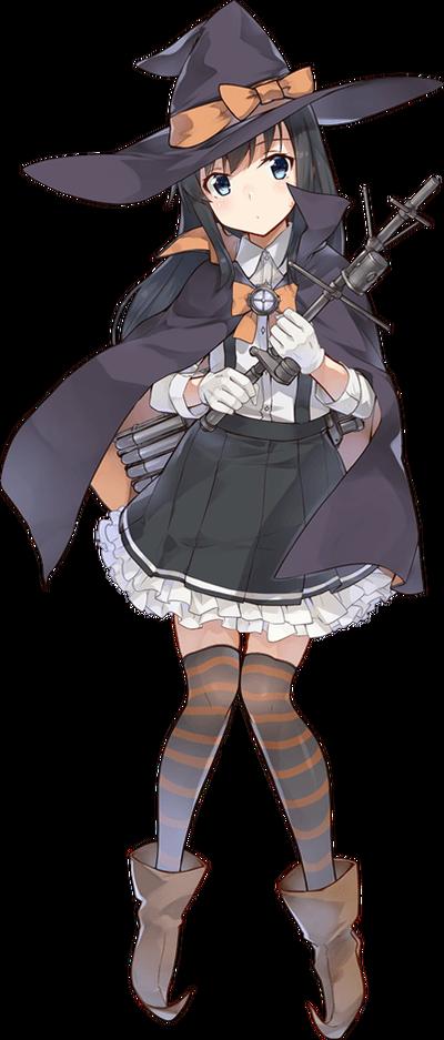 【Halloween】朝潮
