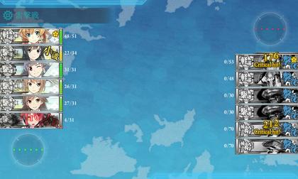 3-2:最精鋭「第八駆逐隊」、全力出撃!