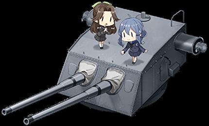 Bofors 15.2cm連装砲 Model 1930combi