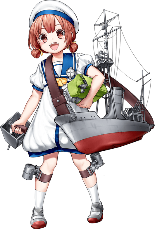 「第四号海防艦」