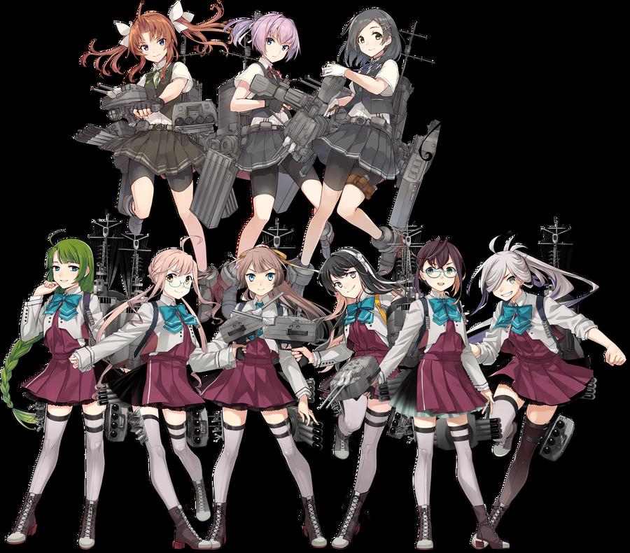 甲型駆逐艦改二