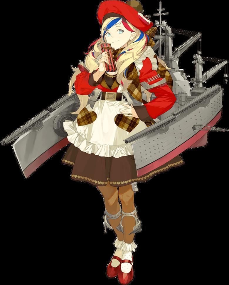 【バレンタイン】Commandant Teste