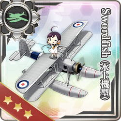 Swordfish(水上機型)