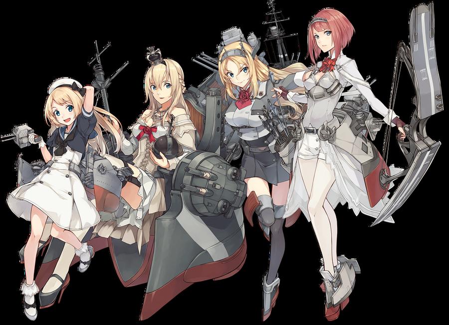 イギリス艦隊