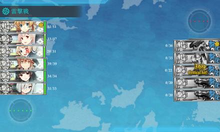 1-2:五周年任務 【弐:鎮守府海域警戒】