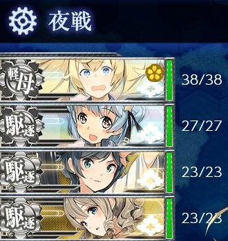 Gambier Bay友軍