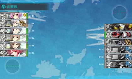 魚雷の行方