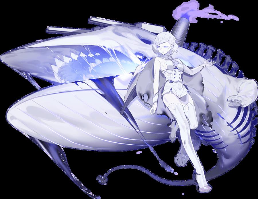 太平洋深海棲姫-壊