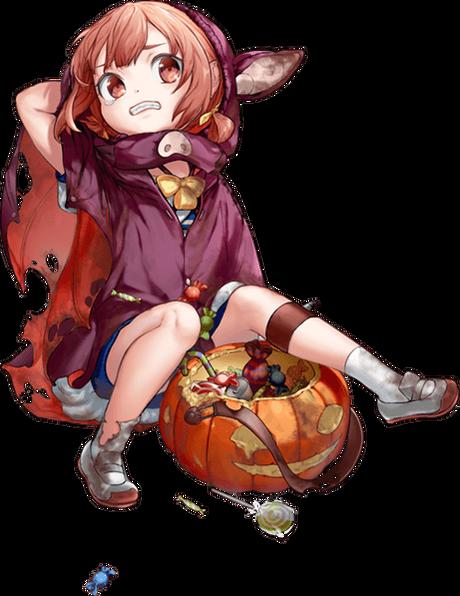【Halloween】第四号海防艦中破