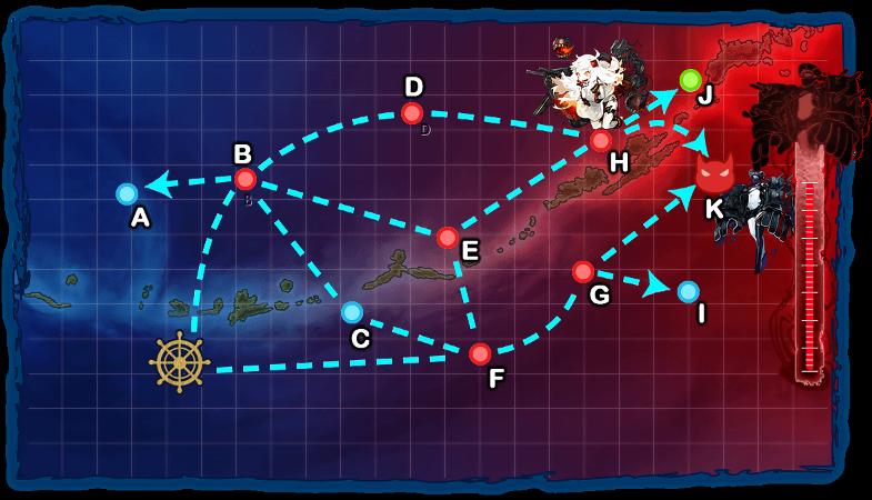 #3-5 北方AL海域 北方海域戦闘哨戒