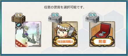 選択報酬2(【地中海作戦】地中海配備の敵戦力を叩け!