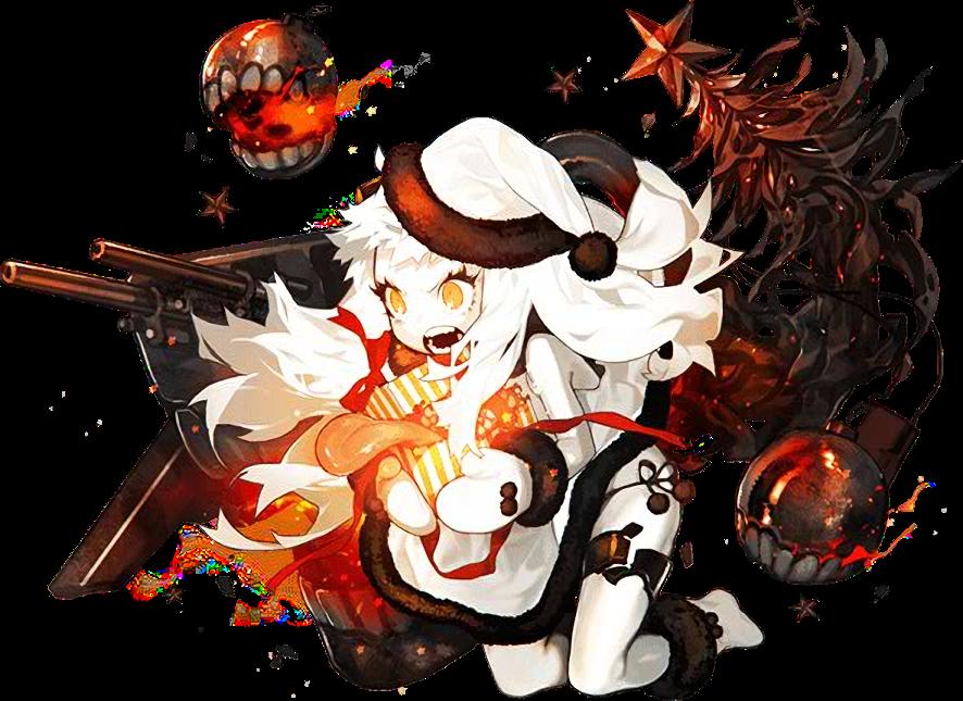 【Xmas】北方棲姫