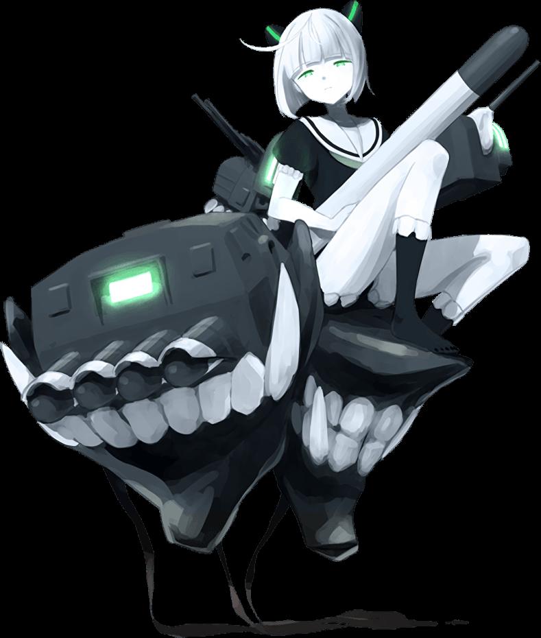 深海竹棲姫