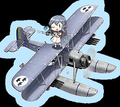 Swordfish Mk.III改(水上機型/熟練)combi