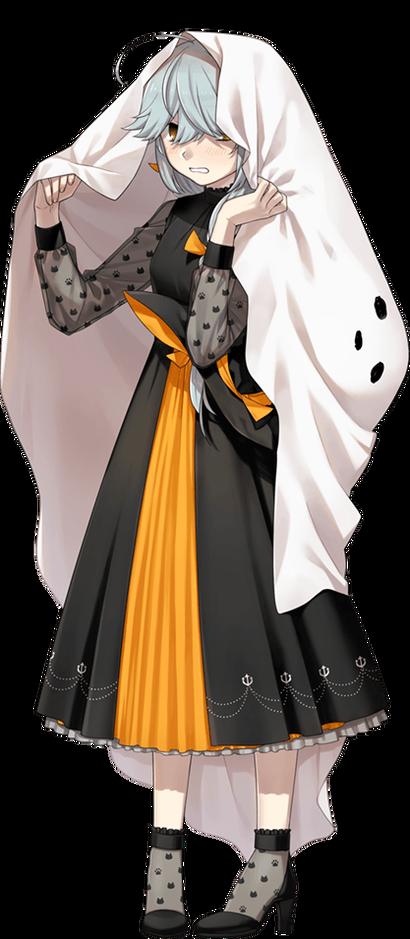 【Halloween】浜波
