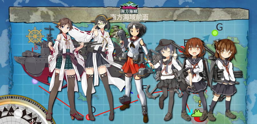 海上突入部隊、進発せよ!m