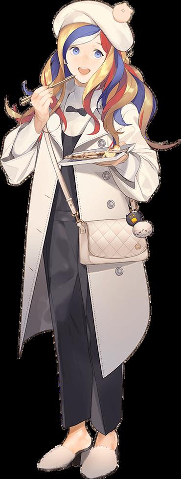 【秋刀魚】Commandant Teste