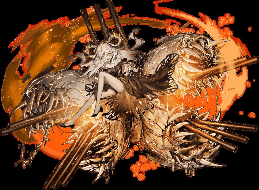 地中海弩級水姫-壊