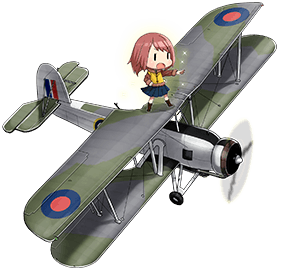 Swordfish Mk.II(熟練)combi