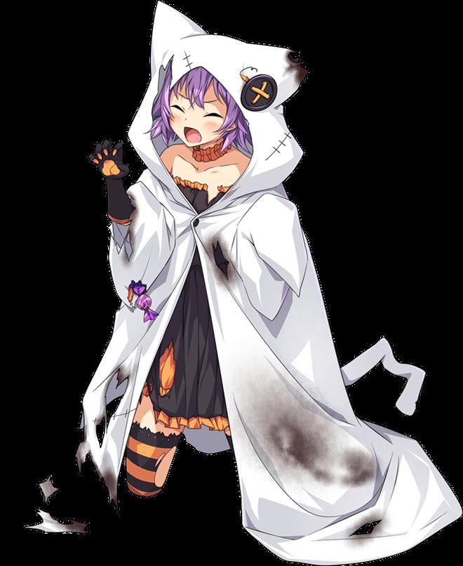【Halloween】多摩改二中破
