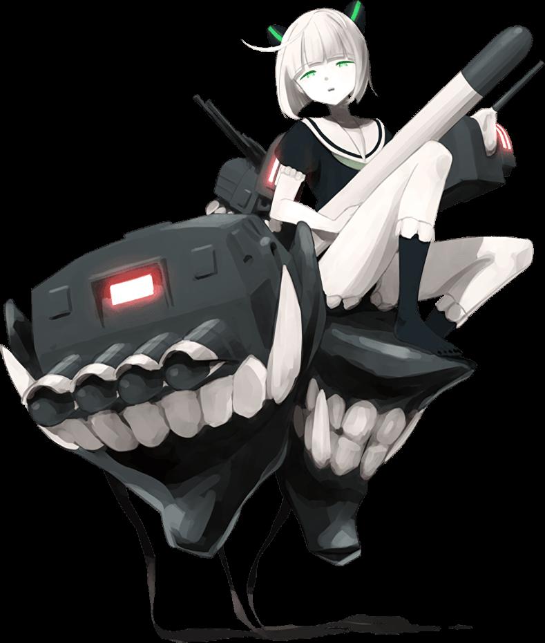 深海竹棲姫-壊