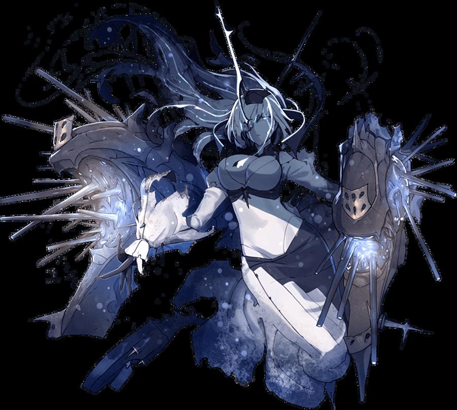 防空巡棲姫-壊