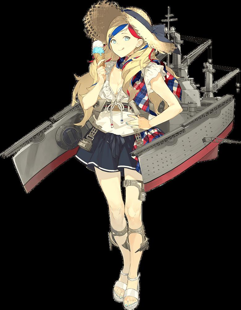 【水着】Commandant Teste