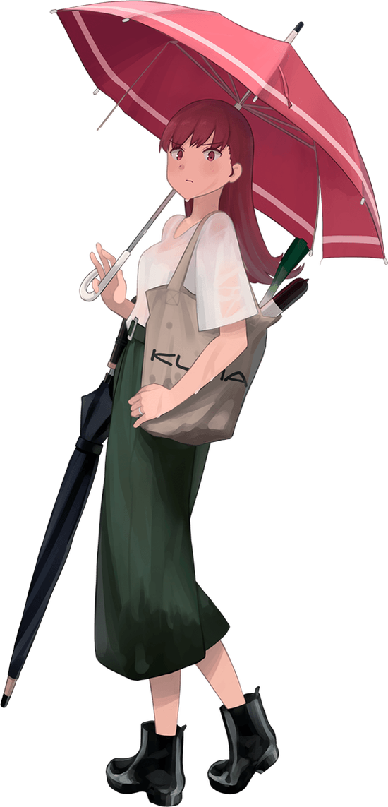 【梅雨】大井中破
