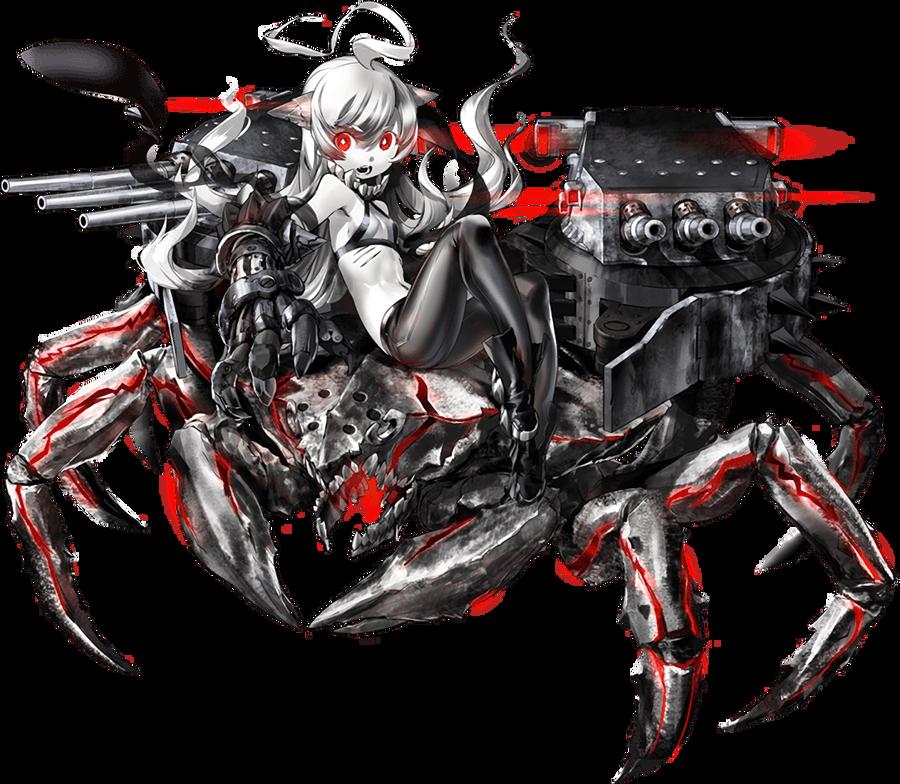 戦艦新棲姫-壊 装甲破砕