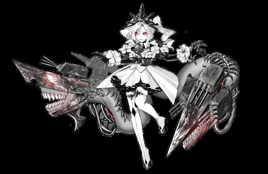 軽巡新棲姫