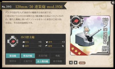 120mm/50 連装砲 mod.1936