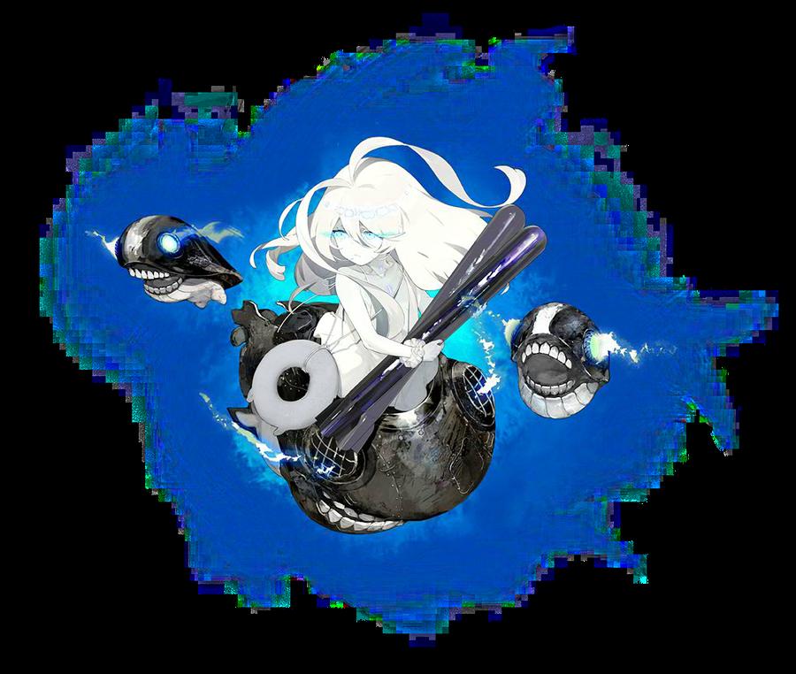潜水新棲姫