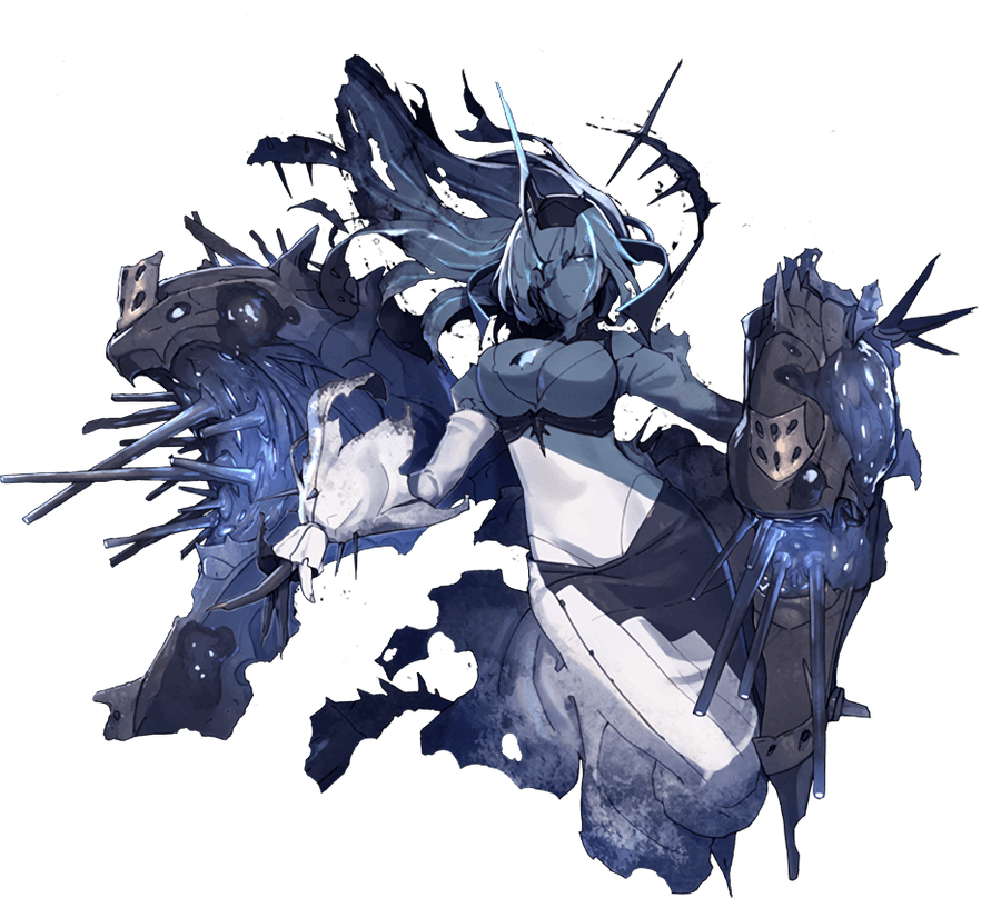 防空巡棲姫-壊 装甲破砕