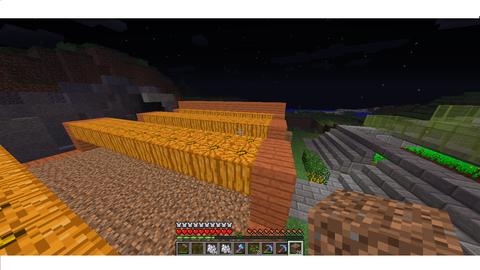 全自動かぼちゃ畑4