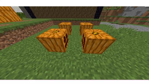 かぼちゃツリー2