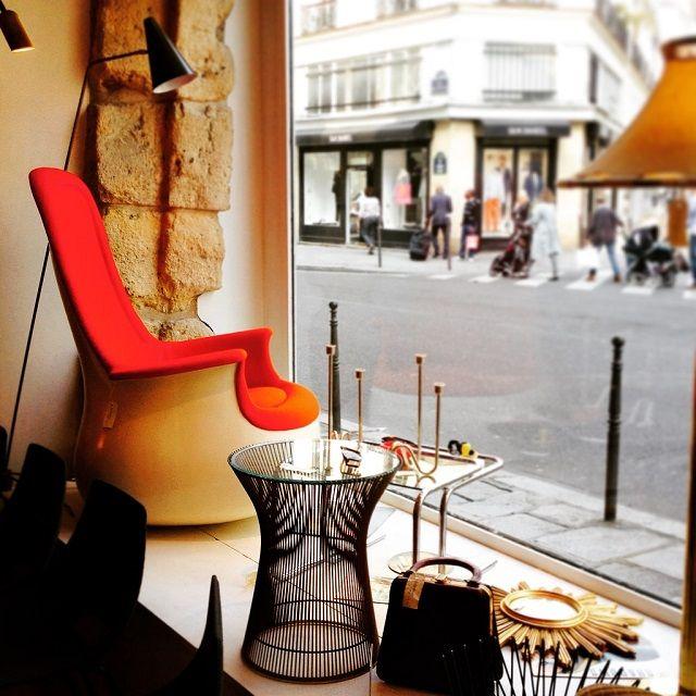 ademain_boutique_Culbuto_platner_vintage