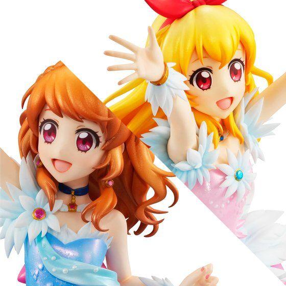 Lucrea(ルクリア) アイカツ! 星宮いちご&大空あかり コスモスVer. セット 【購入特典付】