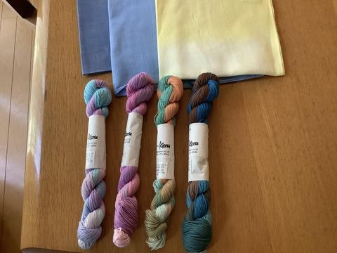 染織アトリエkazuの刺し子糸