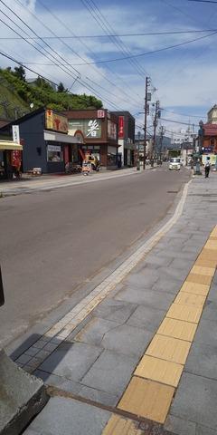 小樽観光通り