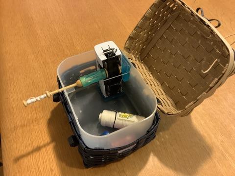 ボビン自動糸巻き機