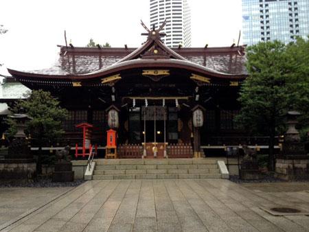 熊野神社(新宿)20130620