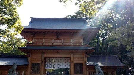 大山祇神社・総門