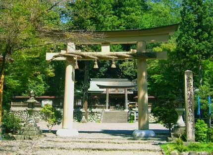 丹生川神神社