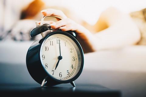 vintage-alarm-clock-morning-routine-picjumbo-com