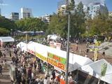 10月8日市民祭り阪神尼崎